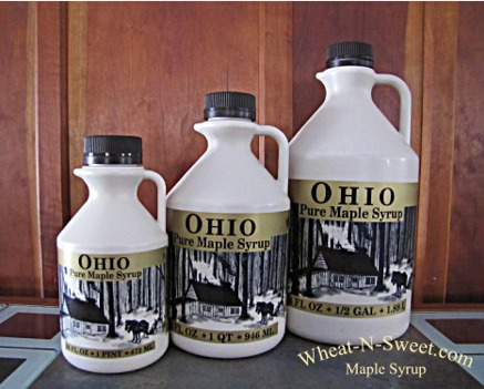 Wheet-N-Sweet Maple Syrups