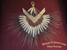 wheat weaving Corazon